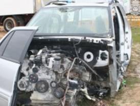 Detenidos por estafar 500.000 euros denunciando falsos robos de coches