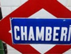 La estación 'fantasma' de Chamberí supera los 100.000 visitantes