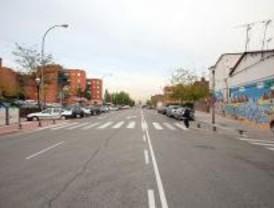 El barrio de la Zaporra de Alcobendas cambia de 'look'