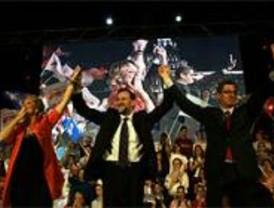 Caluroso arranque de campaña del PP en Colón