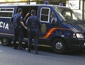 Detenidos por robar en entidades bancarias