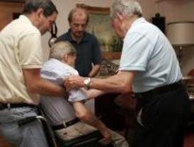 Autorizada la gestión de las comidas a domicilio para mayores hasta 2011