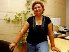 Milagros Hernández, edil de IU en la capital, apuñalada presuntamente por su hijo