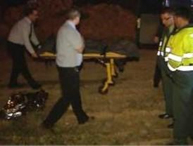Un muerto y un herido grave en un accidente de moto
