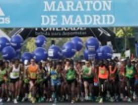 El keniata Arusei baja de las 2.11 horas por primera vez en las 34 ediciones de la maratón