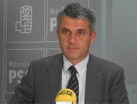 David Lucas, secretario de la agrupación socialista de Móstoles