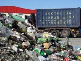El reciclaje de vidrio aumenta más de un 25%