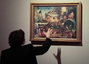 Exposición 'Joyas de la colección Lázaro Galdiano en el universo de Svankmajer'.