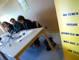 Madrid destina 1,2 millones para asociaciones que ayudan a personas sin hogar