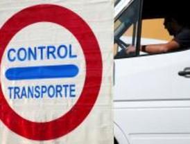 Más de 35.000 vehículos profesionales fueron inspeccionados