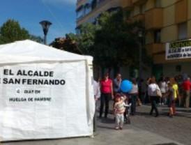 El alcalde de San Fernando ve posible un acuerdo con Bankia