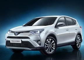 Toyota presenta el nuevo RAV4 hybrid en el Salón de Nueva York
