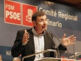 Más de 1.500 militantes socialistas respaldan la candidatura de Tomás Gómez en la sede de UGT