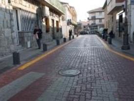 Mejora de la seguridad vial del peatón en la carretera M-620 en Alpedrete