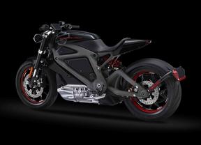 Primera motocicleta eléctrica de Harley-Davidson