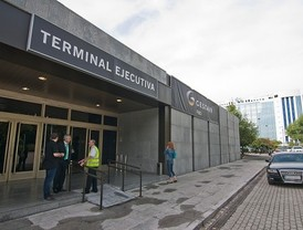 Una terminal de negocios del siglo XXI