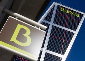 Sede de Bankia en la Plaza Castilla.