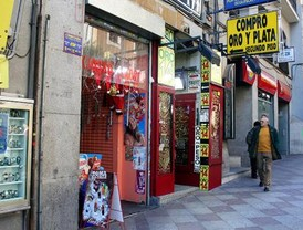 Las tiendas de Sol, abiertas todo el año