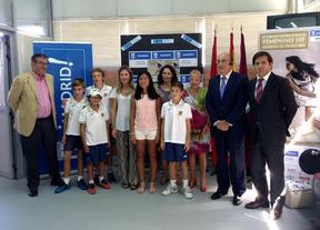 Presentación del torneo internacional de tenis femenino