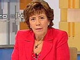 Curri Valenzuela se perfila como la presentadora más sexy y seria
