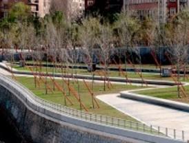 Trescientas hectáreas más de parques en la capital