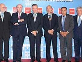 Las Cámaras Iberoamericanas entregan sus medallas