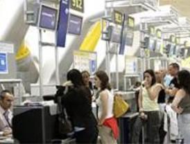 Barajas recibió 4,3 millones de viajeros en mayo
