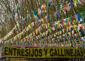 Arganzuela celebra las fiestas de La Melonera