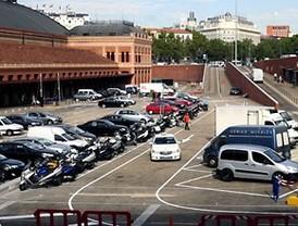 La estación de Atocha estrena aparcamiento
