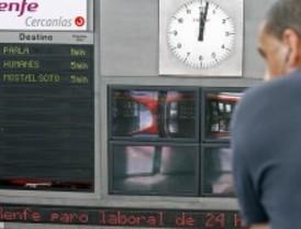 La huelga de Renfe afecta a 43.000 pasajeros