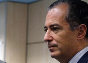 Enrique Ossorio, en una visita a Iberdrola