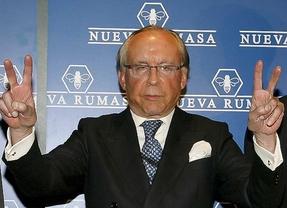 José María Ruiz Mateos ingresa en la prisión de Soto del Real