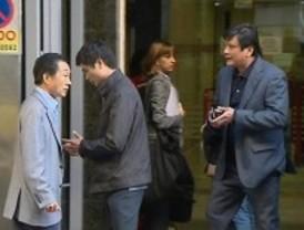 Andreu comienza a tomar declaración a diez de los detenidos, entre los que se encuentra Gao Ping