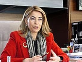 González Moñux, viceconsejera de Justicia de la Comunidad