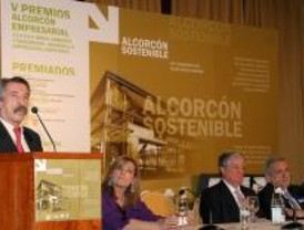 Premiada la Concejalía de Parques de Alcorcón por su trabajo a la sostenibilidad