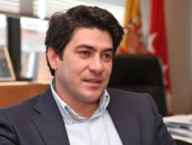 David Pérez será el candidato del PP a la Alcaldía de Alcorcón