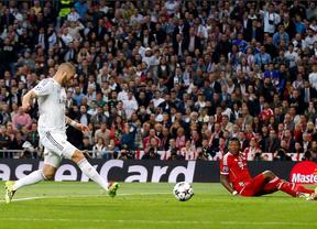 El Real Madrid gana el pulso en el Bernabéu
