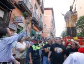 Las fiestas de San Lorenzo llegan a su cénit