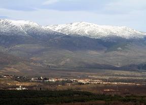 Riesgo de aludes en la sierra de Guadarrama y Somosierra
