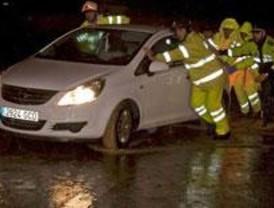 Alerta amarilla en Madrid por el temporal de viento y lluvia