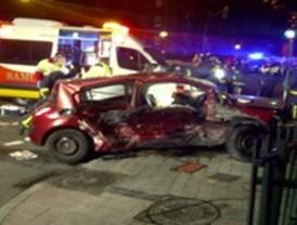 Dos muertos en una colisión en La Estrella