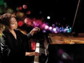La pianista del alma actuará en Madrid
