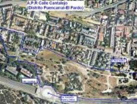 Un parque y equipamiento deportivo para Fuencarral-El Pardo