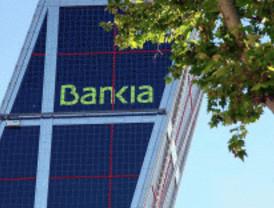Bankia se desploma más de un 13%