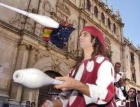 Cervantes vuelve a Alcalá de Henares