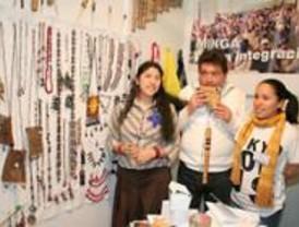 Fernández-Lasquetty inaugura la Feria del Trabajador Inmigrante