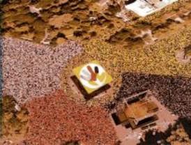 Madrid 2016 quiere crear el mosaico humano más grande del mundo