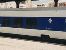 Un talgo reduce el tiempo de viaje entre Galicia y Madrid