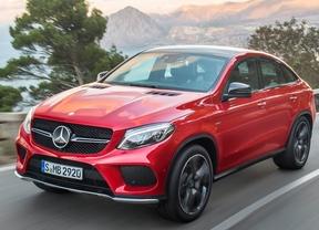 Mercedes Clase GLE Coupé, SUV con carácter deportivo
