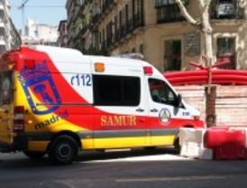 Herido al ser apuñalado en su casa de Vallecas